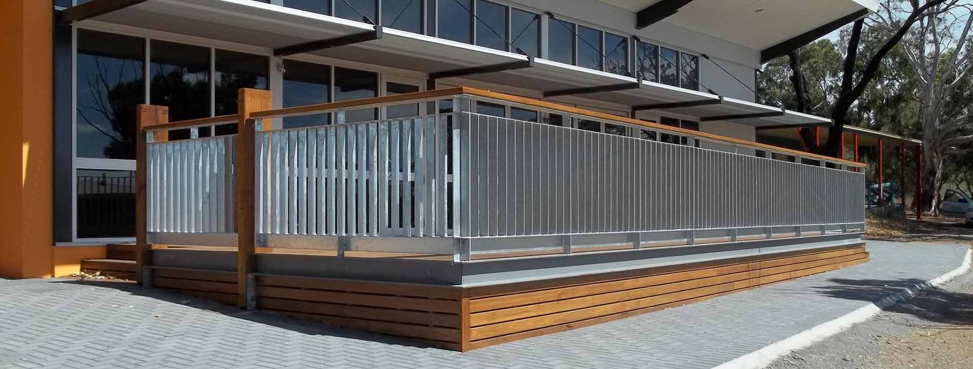 fencing & rails in Adelaide HP
